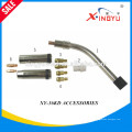 Hot Sale Super Quality Binzel 36KD/40KD/501D Air Cooled Welding Torch Contact Tip